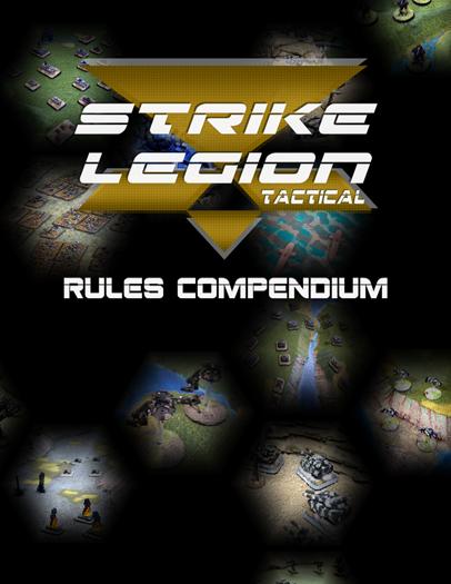 Strike Legion Tactical Rules Compendium (SC)
