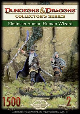 Dungeons & Dragons Collector's Series: Sundering Book 6 - Elminster & Storm Silverhand   (2)