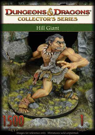 D&D Collector's Series: Hill Giant (1)