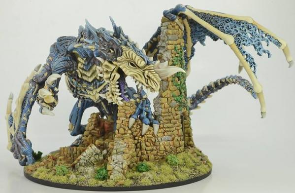 Dungeons & Dragons Collector's Series:  Dracoliche (1)