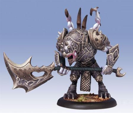 Hordes: (Legion Of Everblight) Nephilim Protector