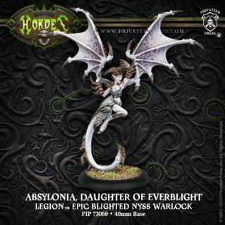 (Legion Of Everblight) Absylonia, Daughter Of Everblight