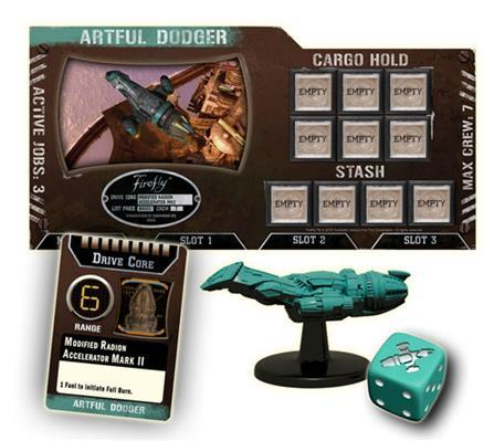 Firefly Expansion: Artful Dodger