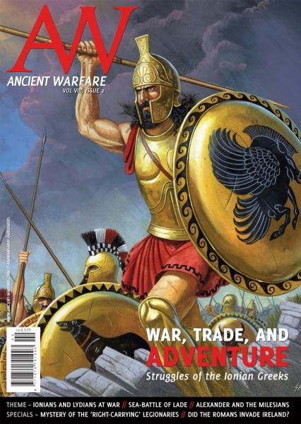 Ancient Warfare: Volume 8, Issue #2