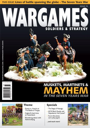 Wargames, Soldiers & Strategy Magazine Issue #73