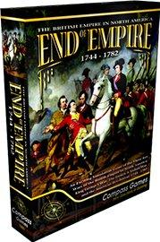 End Of Empire: The British Empire In North America, 1744-1782