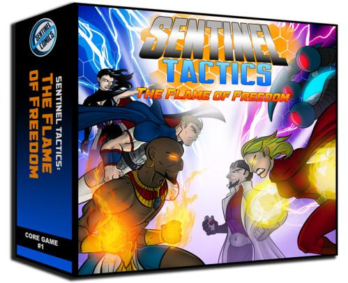 Sentinel Tactics: Core Game