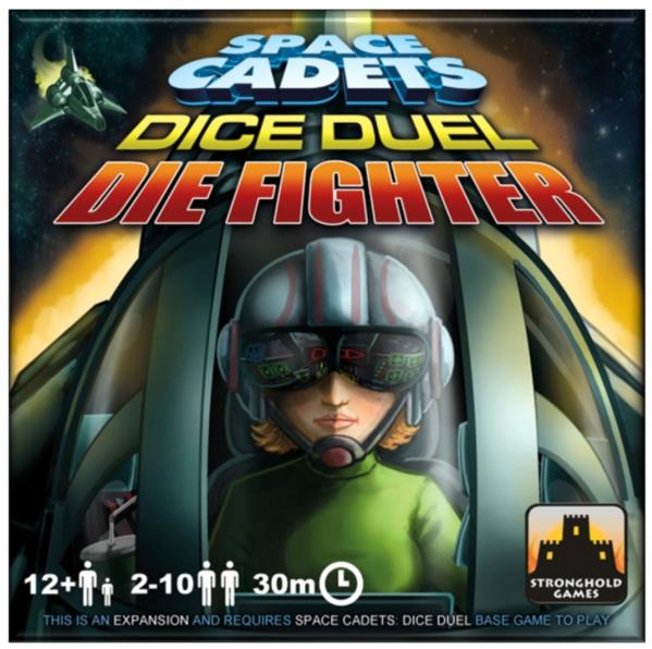 Space Cadets: Dice Duel Die Fighter
