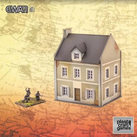 20mm Historical: European House