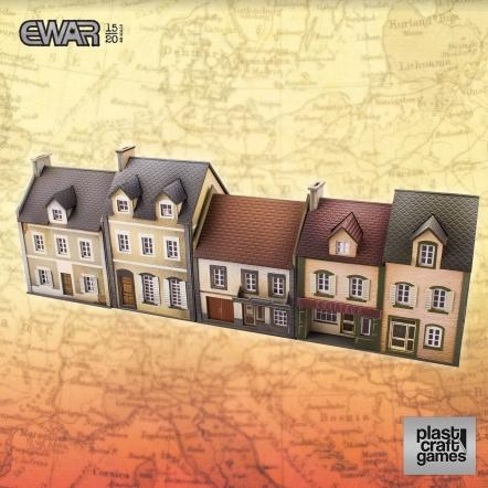 20mm Historical: EWAR Building Set