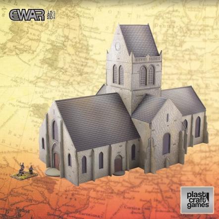 20mm Historical: Sainte-Mère-Église