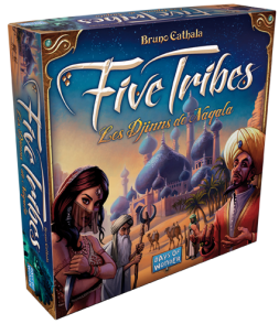 Five Tribes: Core Game