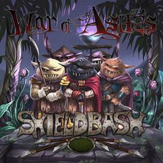 War of Ashes: Shieldbash Rulebook