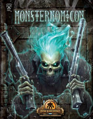 Iron Kingdoms Full Metal Fantasy:  Monsternomicon
