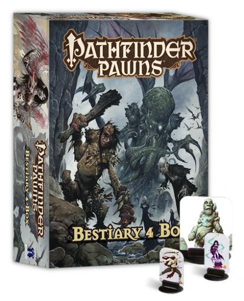 (Pawns) Bestiary Box #4