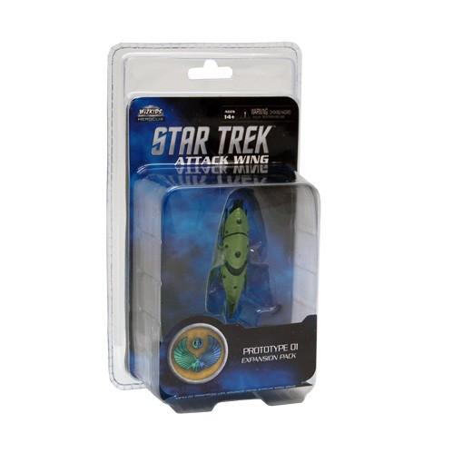 Star Trek Attack Wing Expansion Pack: Romulan Drone Ship