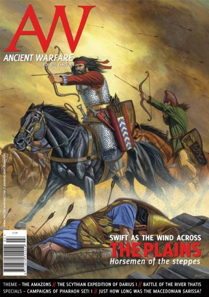Ancient Warfare: Volume 8, Issue #3