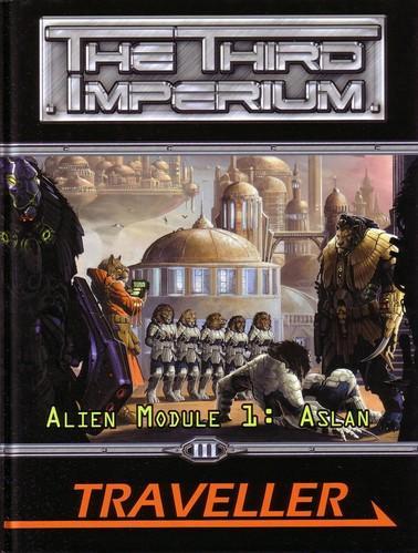 Traveller RPG - Alien Mod 1: Aslan