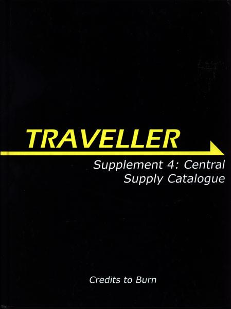 Central Supply Catalog (Supplement 4)