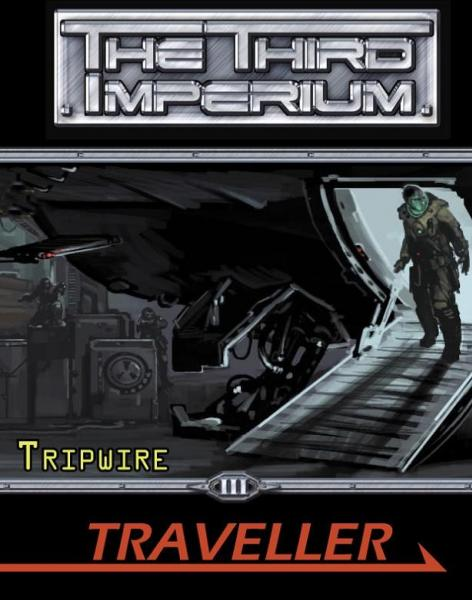 Traveller RPG: Tripwire