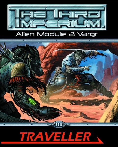 Traveller RPG - Alien Mod 2: Vargr