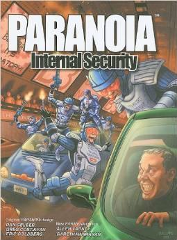 Paranoia RPG: Internal Security