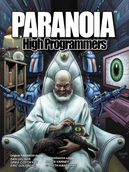 Paranoia RPG: High Programmers