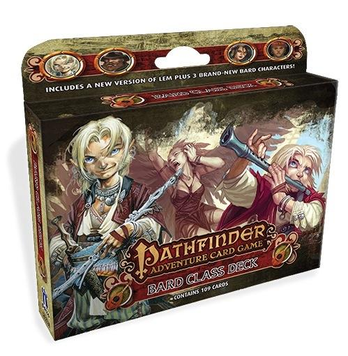 Pathfinder Adventure Card Game Class Deck: Bard (PACG)
