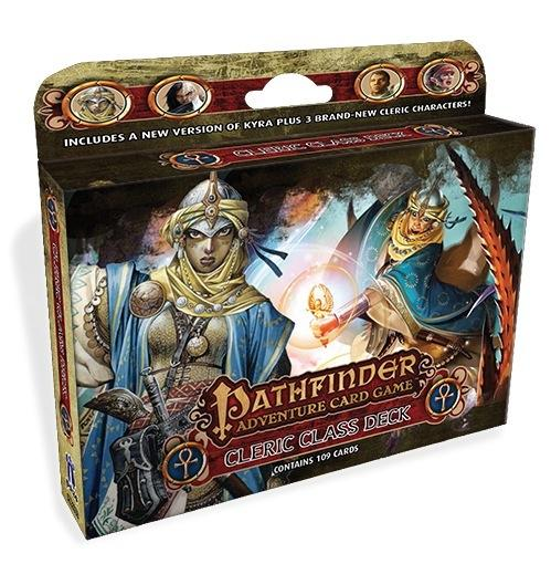Pathfinder Adventure Card Game Class Deck: Cleric (PACG)