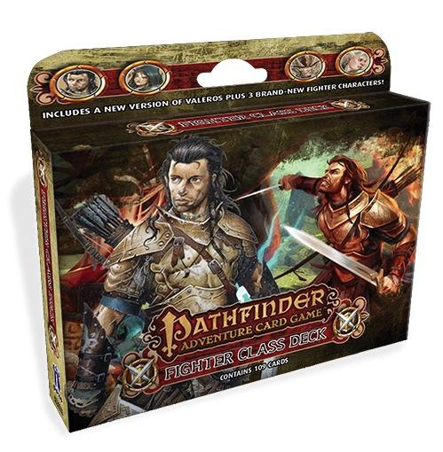 Pathfinder Adventure Card Game Class Deck: Fighter (PACG)