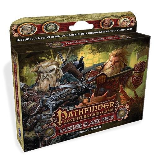 Pathfinder Adventure Card Game Class Deck: Ranger (PACG)