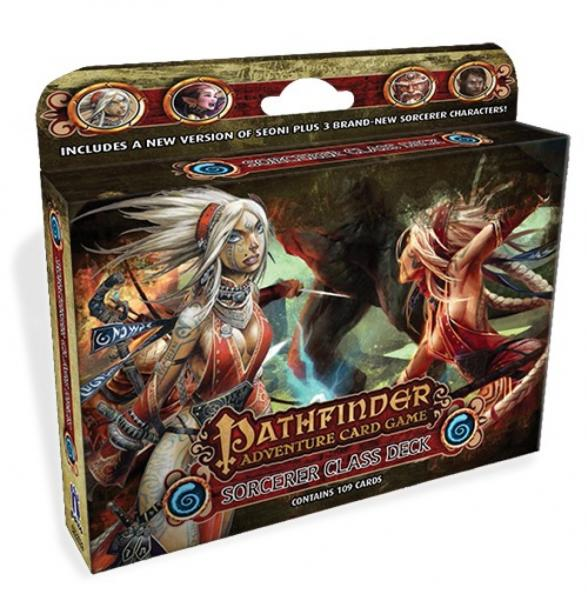 Pathfinder Adventure Card Game Class Deck: Sorcerer (PACG)