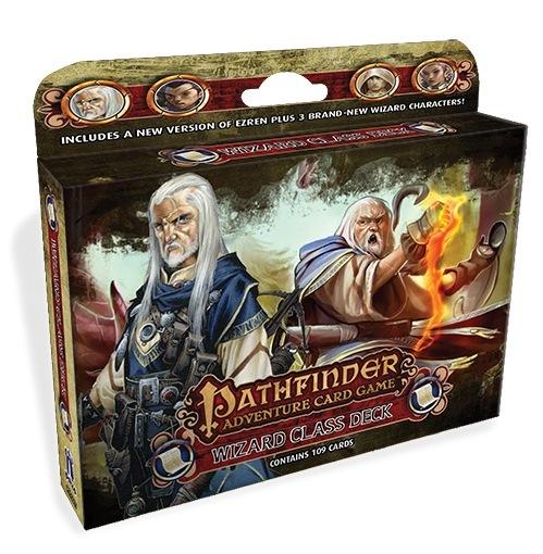 Pathfinder Adventure Card Game Class Deck: Wizard (PACG)