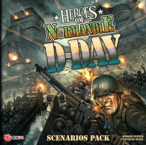 Heroes of Normandie: D-Day Scenario Pack