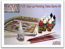 FCR Sign-Up Package Table Demo Kit