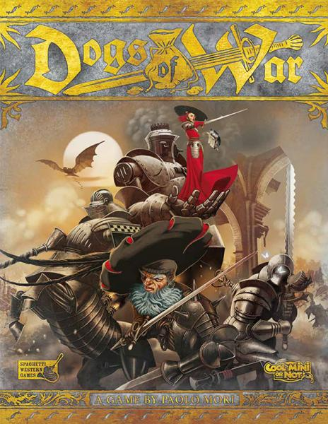Dogs Of War (Core Game)