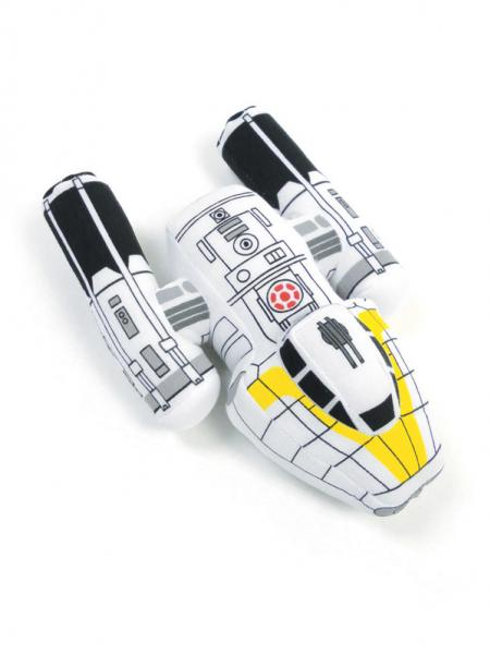 Star Wars - Super Deformed Plush Vehicles: Y-Wing Fighter