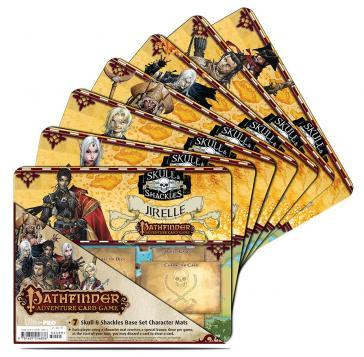 Pathfinder Adventure Card Game: Skull & Shackles 7 Play Mat Pack (PACG)