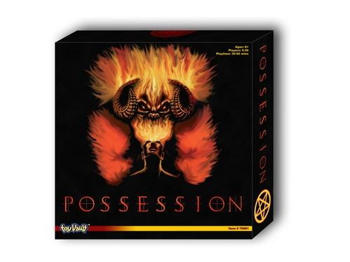 Possession Card Game