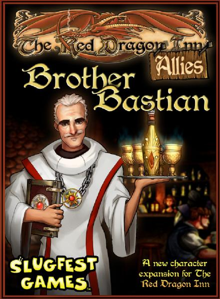 Red Dragon Inn Expansion: Allies - Brother Bastian