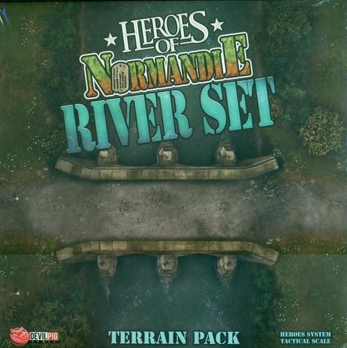 Heroes of Normandie - Terrain Pack: River