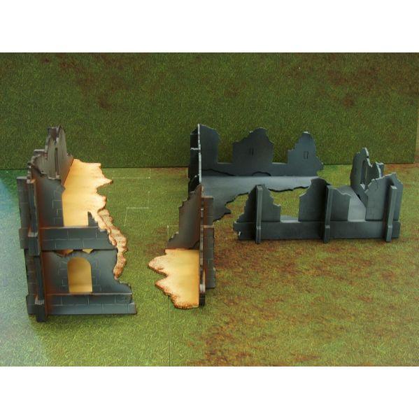 Infinity Terrain: Modular Ruins Pack