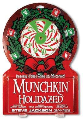 Munchkin: Holidazed