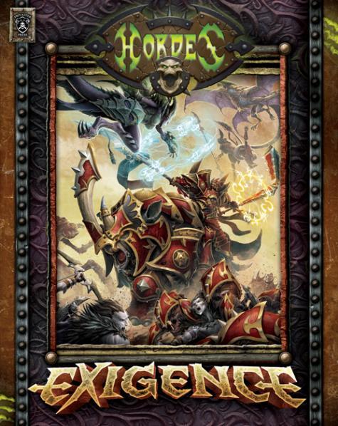 Hordes: Exigence (HC)