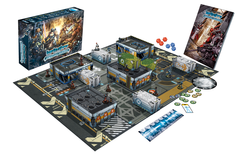 Infinity: Operation Icestorm Box Set