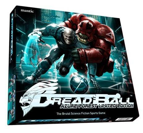 DreadBall: Azure Forest [Limited Edition]