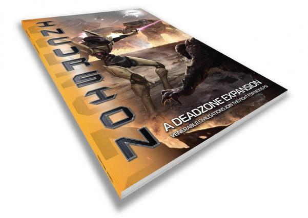 Deadzone: Incursion Supplement
