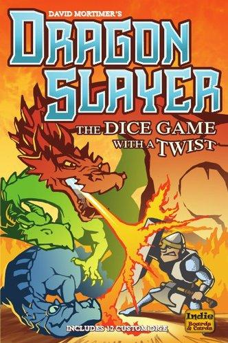 Dragon Slayer: The Dice Game With A Twist