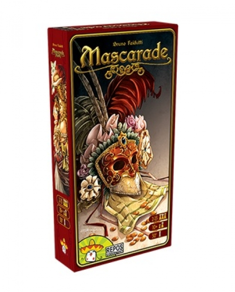 Mascarade: Core Game