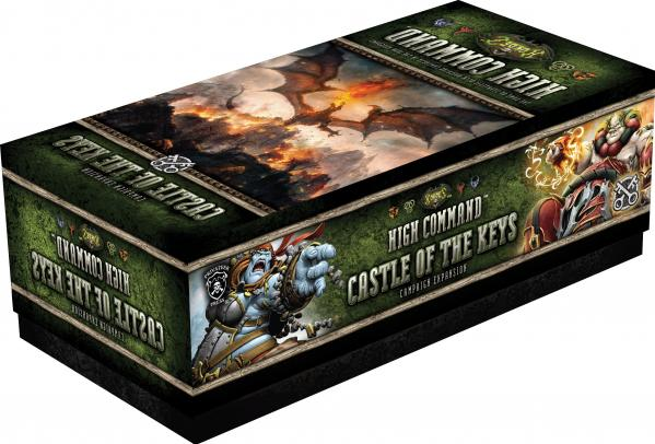 Hordes High Command Expansion: Castle of the Keys